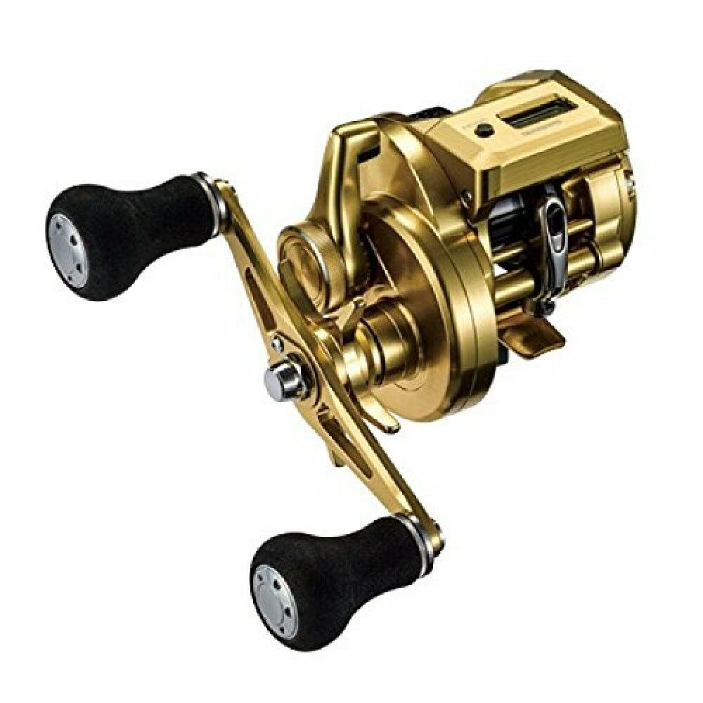 2018 NEW Shimano Reel 18 Oshia Conquest CT 300 PG right from japan