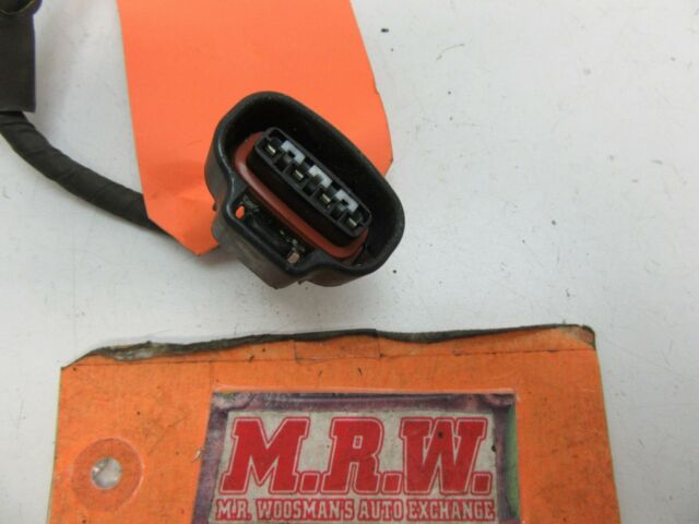 Wire Plug Connector Pigtail Off Cruise Control Unit Servo