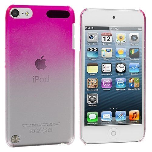 Ultra Slim Clear Raindrop Crystal Hard Case Cover for ipod touch 5th 6 Gen 5G 5