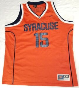 Carmelo Anthony Syracuse Orange NCAA Nike jersey men sz 2XL vintage ... 722dc03ba