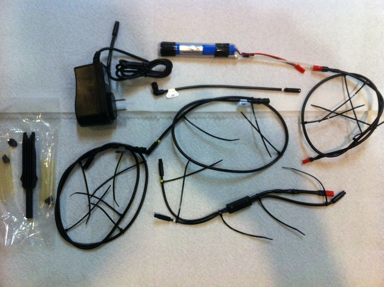 Shimano  Dura-Ace Di2 7970 EW-7975 Modified Internal Wiring Seat Post Battery Kit  clearance up to 70%