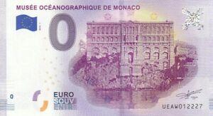98 - Musée Océanographique De Monaco - 2018 Zuk1weei-07235515-679950890
