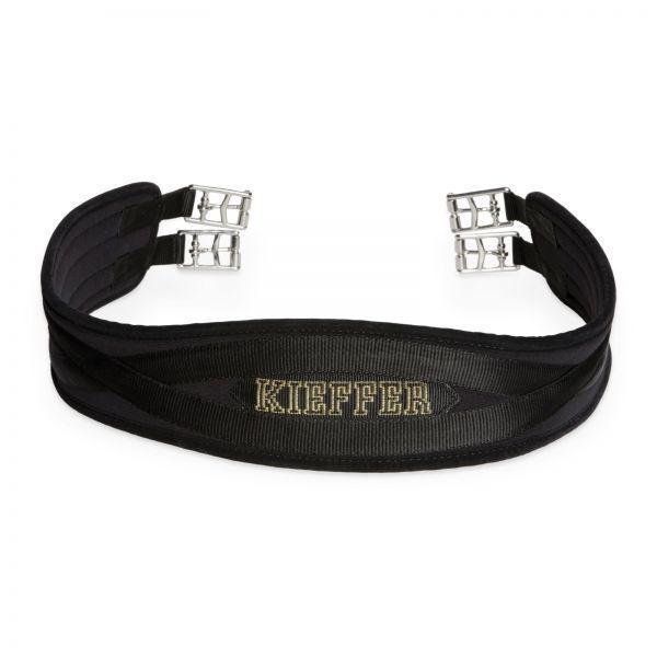 Kieffer sillín cinturón air-Tex Lang cinturón Largoitudes distintas con  hebillas de ruedas  genuina alta calidad