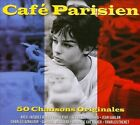 Cafe Parisien [Not Now] by Various Artists (CD, Jul-2010, 2 Discs, Not Now Music)