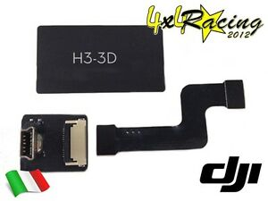 DJI-Zenmuse-H3-3D-Video-Output-Connection-Cable-Part56-gimbal-gopro