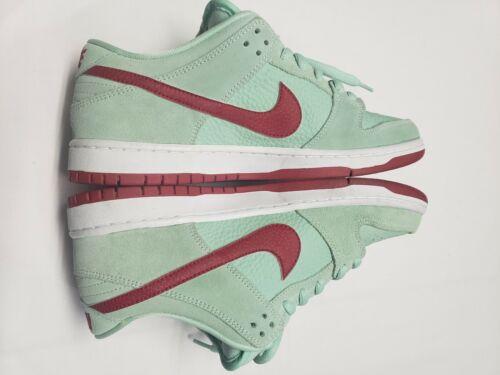 """Nike SB Dunk Low """"Mint/Monopoly"""" Size 9.5 - RARE"""
