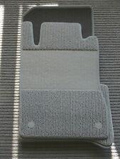 $$$ Lengenfelder Rips Fußmatten für Mercedes Benz W222 S-Klasse NEU $$$ GRAU