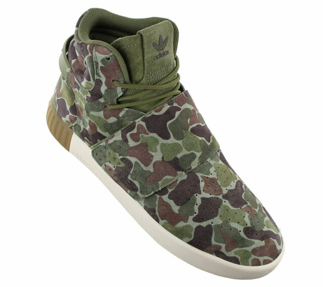 separation shoes f23a3 c227a adidas Originals Tubular X UNCGD Gris Camouflage Chaussures Homme ...