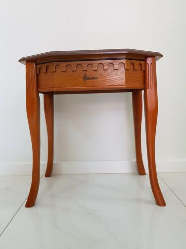 Oak Colour AR-30 Brand New Timber Side Table