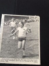 73-3 Ephemera Picture 1969 Holy Trinity Junior School Sports Day Ramsgate Race