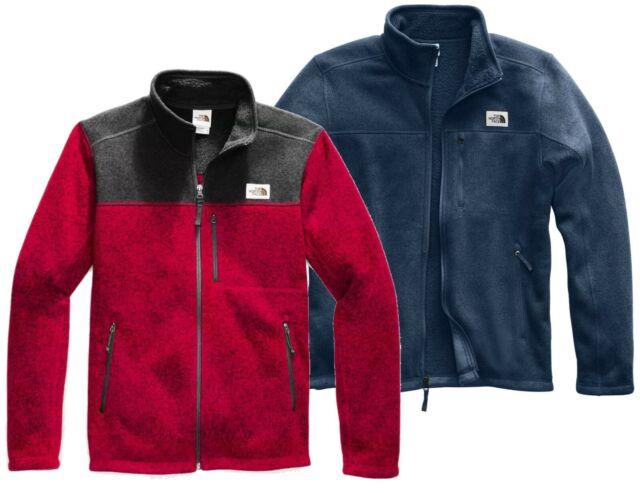 Red House Mens Sweater Fleece Full Zip Jacket