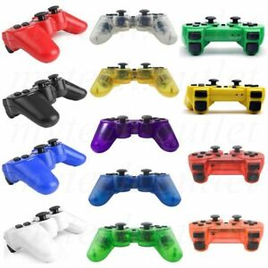 New Wireless Game Controller Gamepad Joypad For PS2 Multiple Colors