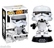 Pop Funko Vinyl figure Star Wars Clone Trooper (Stormtrooper) black #21