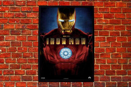 Marvel Movie Posters Print Wall Art A4 A3 A2 Comics Films Geek 2018 New Cinema