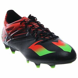 quality design 10e5e bbfc8 Image is loading New-Adidas-Messi-15-1-Soccer-Cleats-Men-