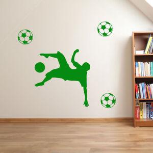 Football-Figures-Players-Footballer-Goal-Wall-Stickers-Decals-Vinyl-Transfer-A69