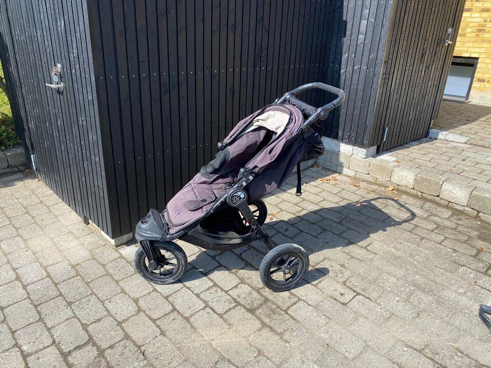 Klapvogn, Baby Jogger City elite