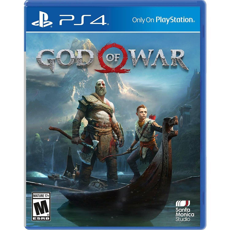 Best PS4 Action Games God of War