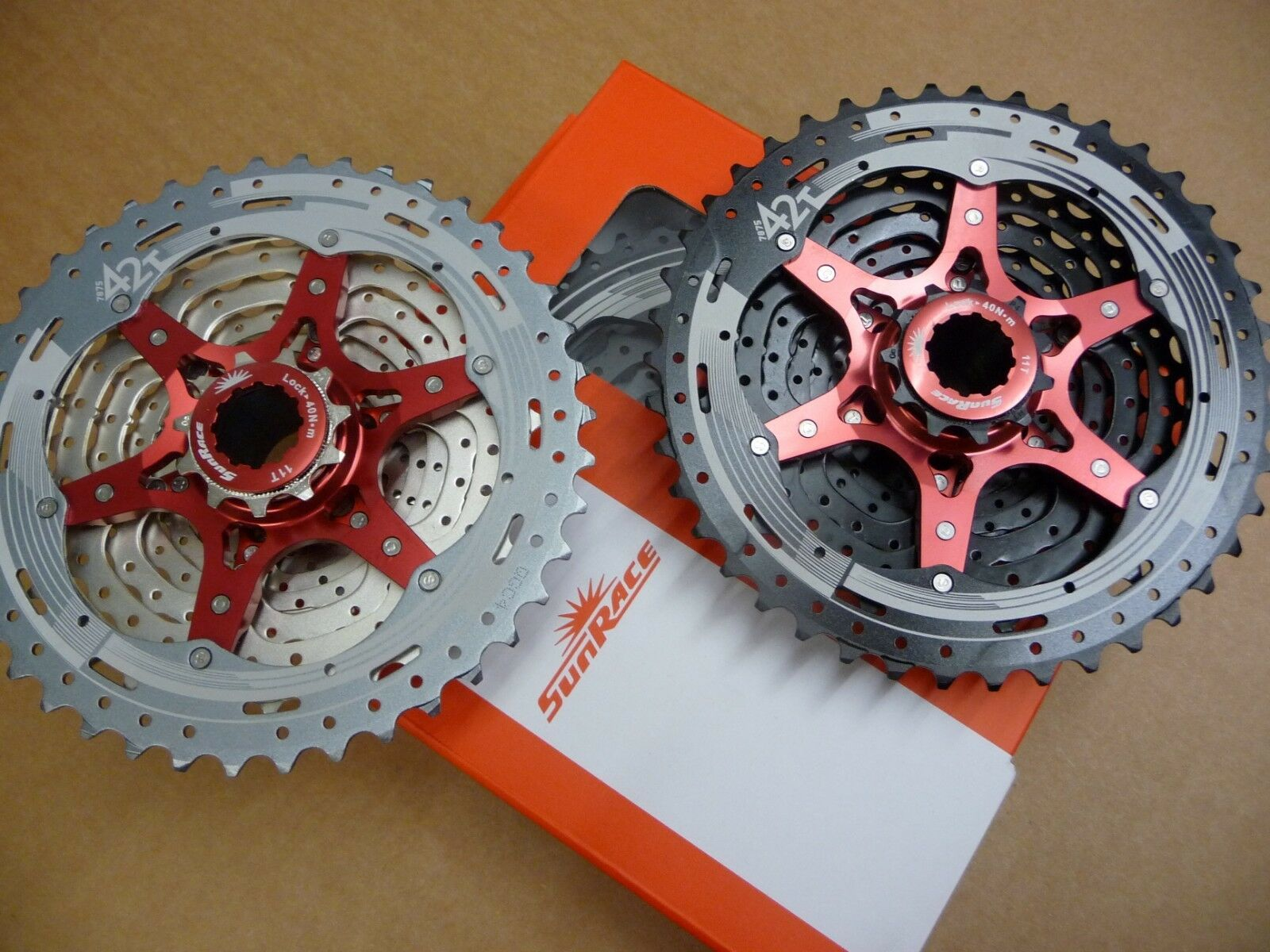 Sunrace MX3 Cassette 10 speed Wide Ratio Range Downhill Enduro Mountain bike