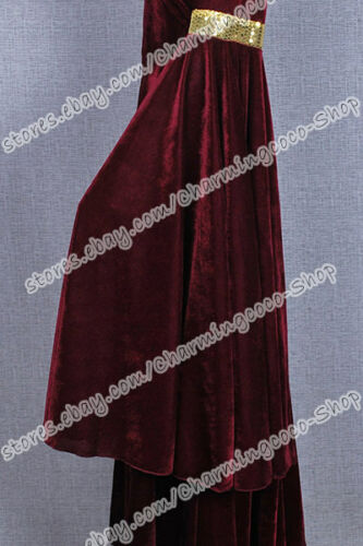 The Lord Of The Rings Arwen Dress Cosplay Costume Halloween Party Good Quality
