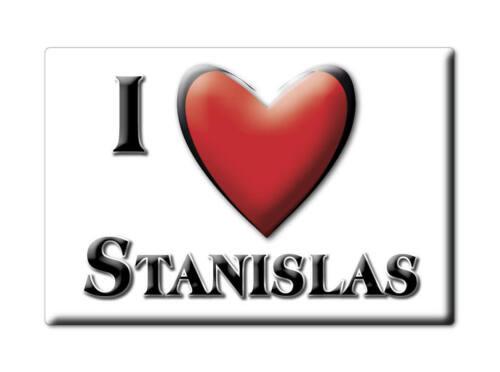 STANISLAS AIMANT NOM J/'AIME SAINT VALENTIN ANNIVERSAIRE CADEAUX NAISSANCE 9097
