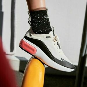 Terapia Porque compensación  Nuevo Nike Air Max Dia se Mujer EE. UU. 12 Pálido Marfil Negro-cumbre  Blanco AR7410-101 | eBay