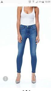 Hudson Jeans Nouveau Barbara Taille 27 1qAY1wr