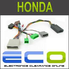 T1-ho002-clarion Honda Civic 2007 & Gt Volante tallo Interfaz Cable Adaptador