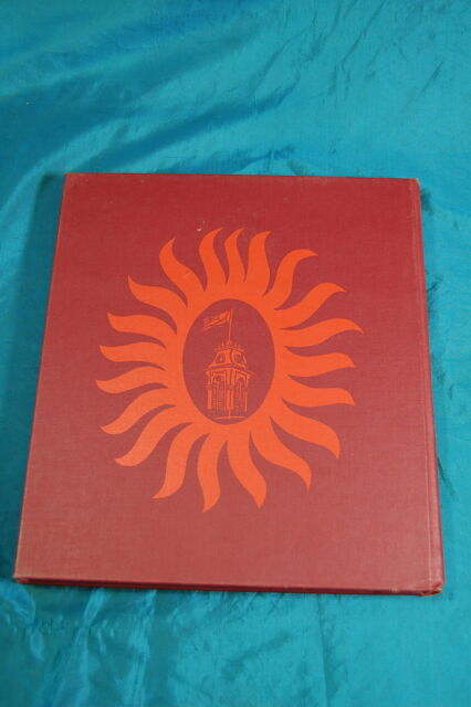 1972 Maryville College Chilhowean Tennessee Annual Yearbook