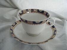 C4 Porcelain Royal Albert Late Victorian Cup & Saucer 14x8cm 4B7C