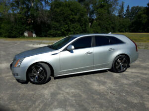2010 Cadillac CTS Wagon - Performance Edition