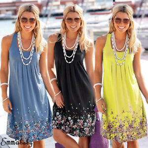 Women-Summer-Boho-Short-Maxi-Dress-Cocktail-Evening-Party-Dresses-Beach-Sundress