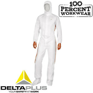 Delta-Plus-DT125-Typ-5-6-Disposable-Overalls-Coveralls-Protective-Suit-Chemical