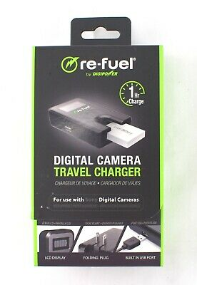 Digipower TC-55S Travel Charger for Sony