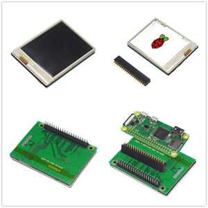 Details about 60+ fps HD Display Touchscreen 20Pin GPIO Pin Header For  2 8'' Raspberry Pi Zero