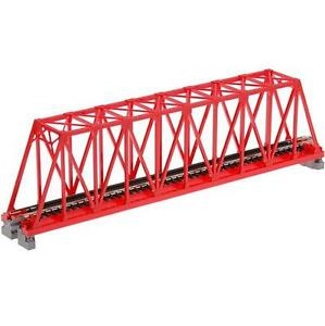 Kato-20-430-Pont-Voie-Simple-Single-Track-Truss-Bridge-248mm-N