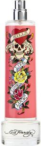 ED HARDY Love Kills Slowly by Christian Audigier 3.4 oz edp Perfume NEW Tester