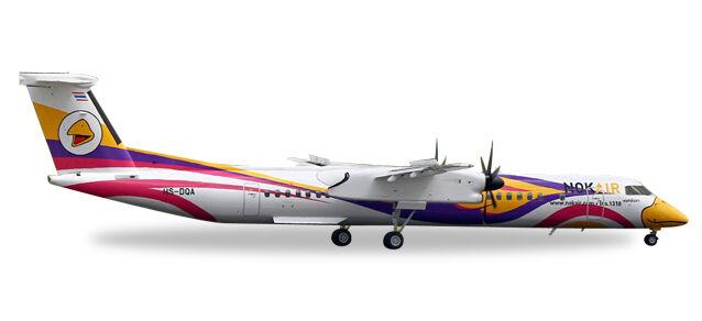 Herpa her558044 - nok air bombardier q400 1   200