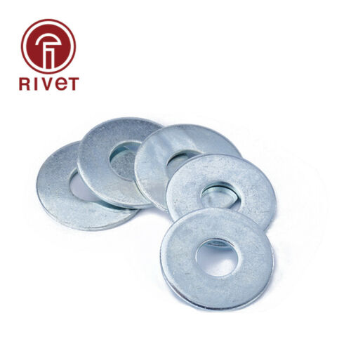 M4 M5 M6 M8 M10 M12 M14 304 Stainless Steel Plain washers Large series Grade A