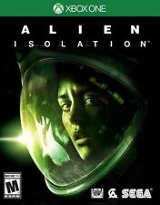 Alien: Isolation - Survival-Horror Stealth Xenomorph Sci-Fi XBOX One NEW