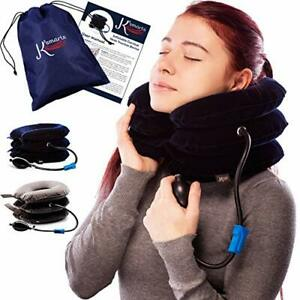 Pinched Nerve Neck Stretcher Cervical Traction Device for Home Pain Treatment...