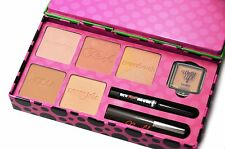 Benefit Real Cheeky Party Palette Blush, Face Powder, Bronzer, Mascara, Liner