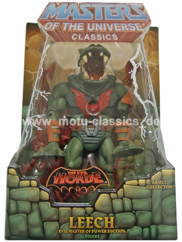 Leech primero edizione Motu Master of the Universe classeics Nip Moc Rare