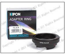 Kipon Adapter for Pentax PK K lens to Leica M-P M240 Ricoh GXR A12