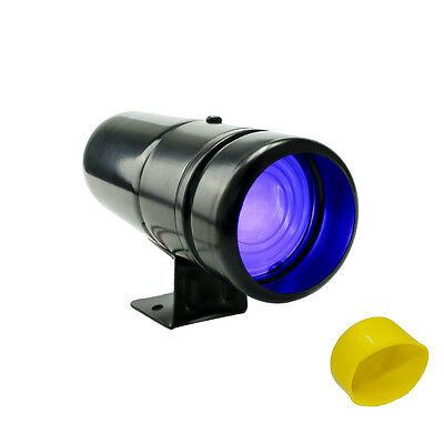 Adjustable 1000-11000 RPM Tachometer Alarm Lamp Tacho Gauge Shift Light Blue LED