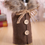 Fancy-Santa-Claus-Outfit-Christmas-Wine-Bottle-Bag-Cover-Xmas-Table-Decor-Gift miniatura 10