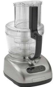 Kitchenaid Brushed Nickel Food Processor