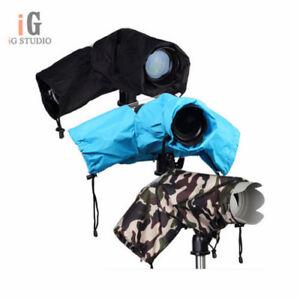 New DSLR Camera Rain Cover Protector for Canon 600D 700D Nikon D7100 D90