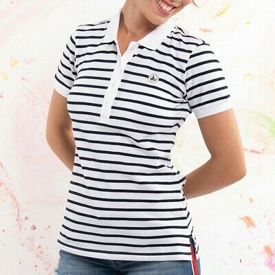 JOTT Polo ANGERS Blanc Newstock-Boutique