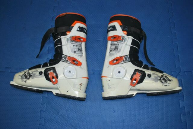 Full Tilt First Chair 10 Ski Boots mondo 29.5 (US 11.5) Intuition liner
